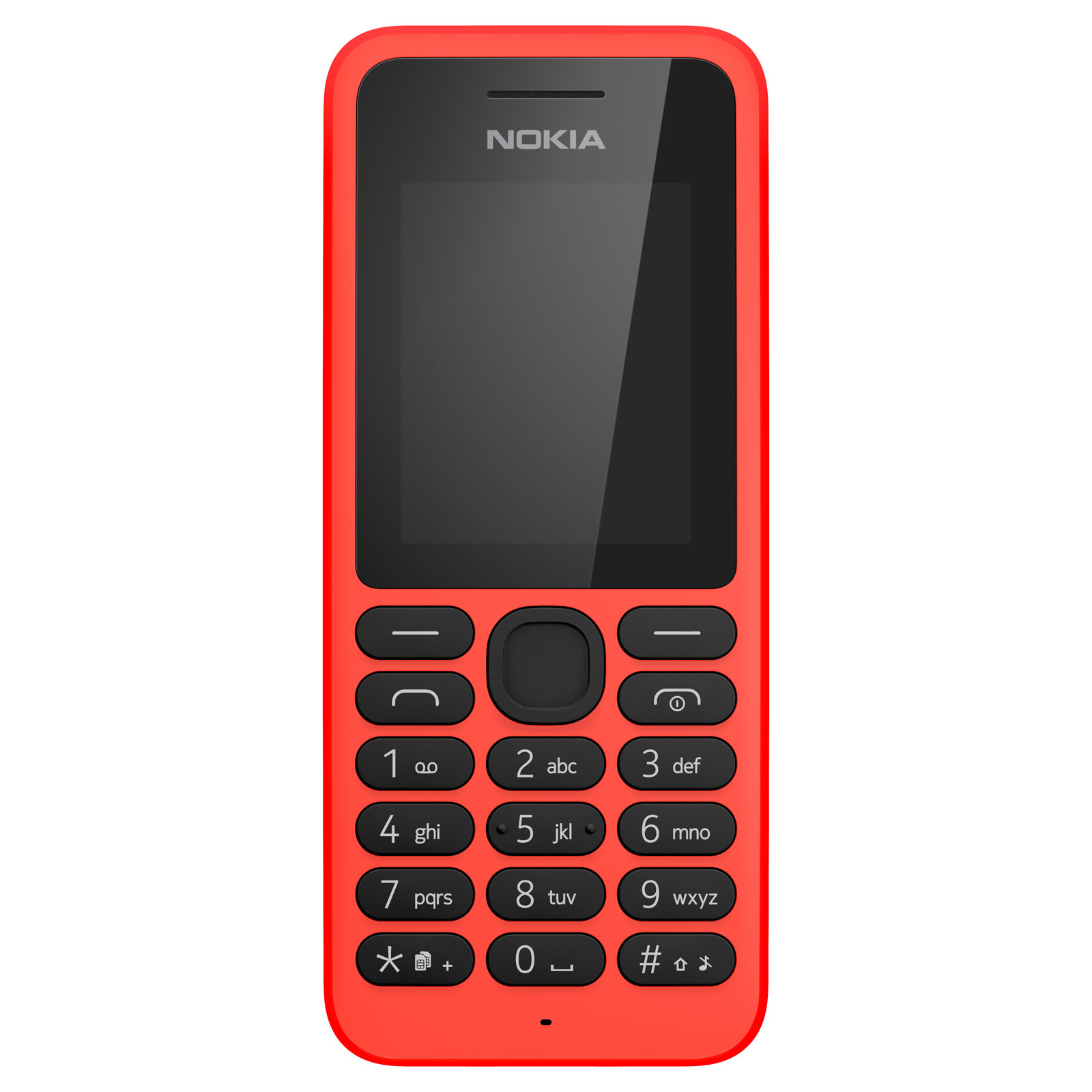 nokia 130 dual sim rouge mobile smartphone nokia sur. Black Bedroom Furniture Sets. Home Design Ideas