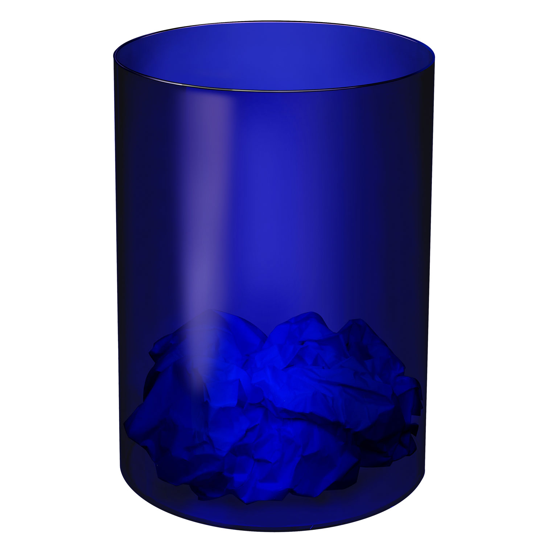 cep carat corbeille papier saphir 16 litres poubelle et corbeille cep sur. Black Bedroom Furniture Sets. Home Design Ideas