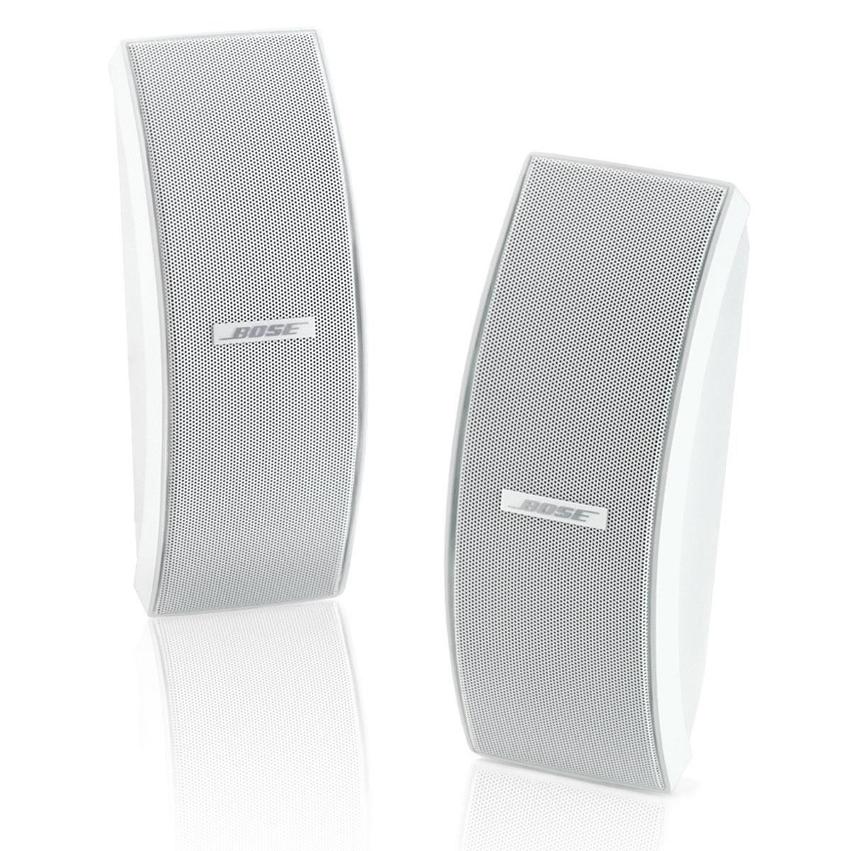 bose 151 blanc enceintes hifi bose sur. Black Bedroom Furniture Sets. Home Design Ideas