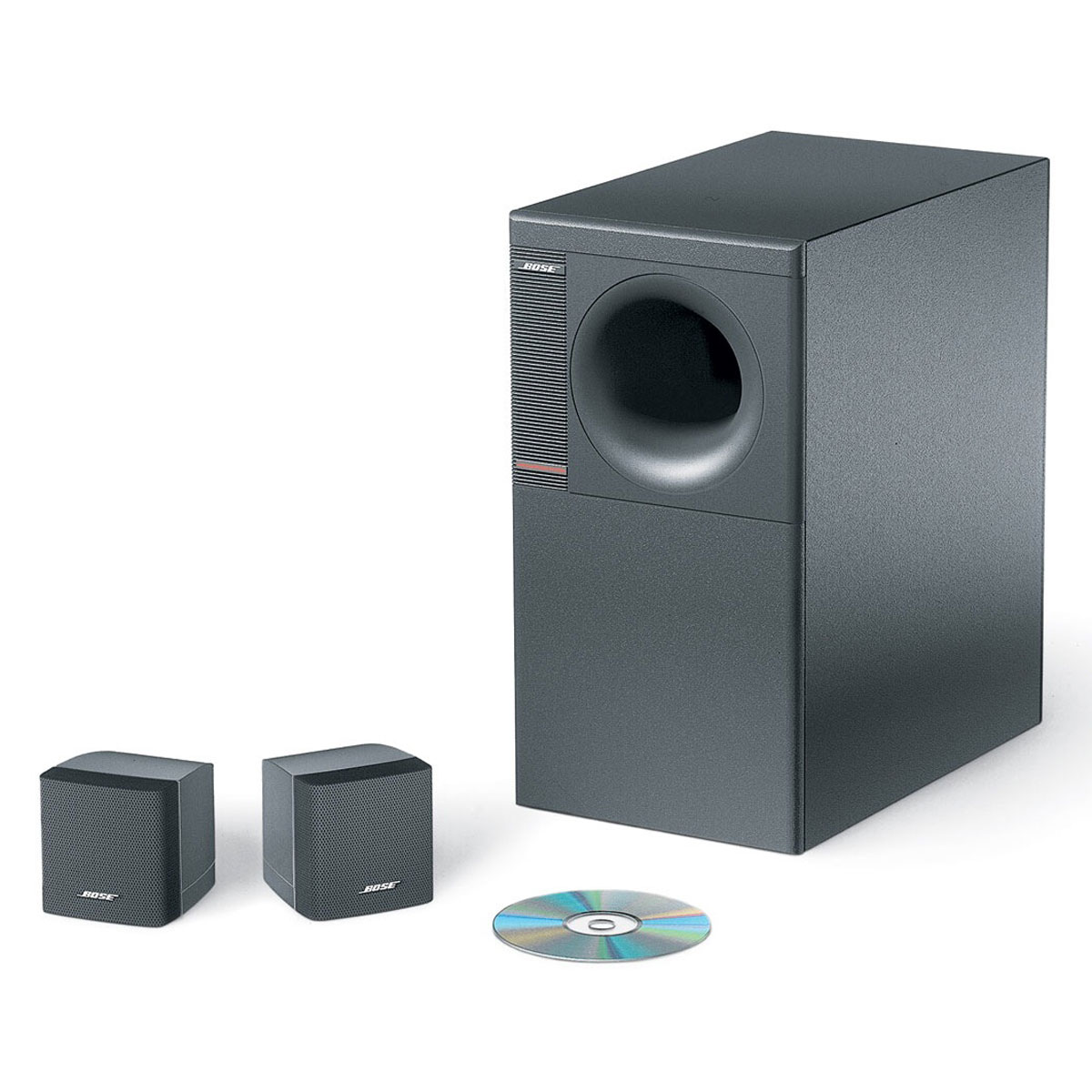 bose acoustimass 3 s rie iv noir enceintes hifi bose sur. Black Bedroom Furniture Sets. Home Design Ideas