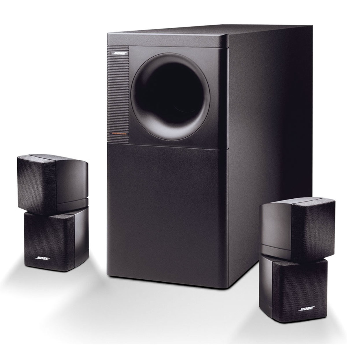 bose acoustimass 5 s rie iii noir enceintes hifi bose sur. Black Bedroom Furniture Sets. Home Design Ideas