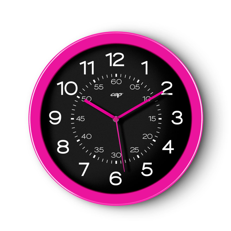 Mobilier et aménagement CEP CepPro Gloss Horloge analogique Rose Pepsy CEP CepPro Gloss Horloge analogique Rose Pepsy