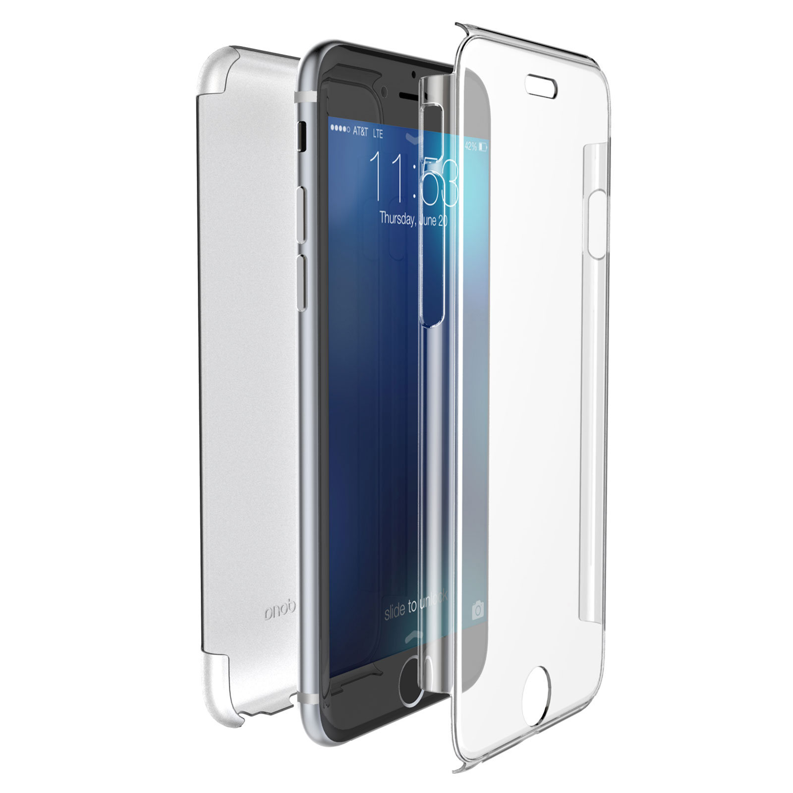 coque iphone 6 integrale transparente