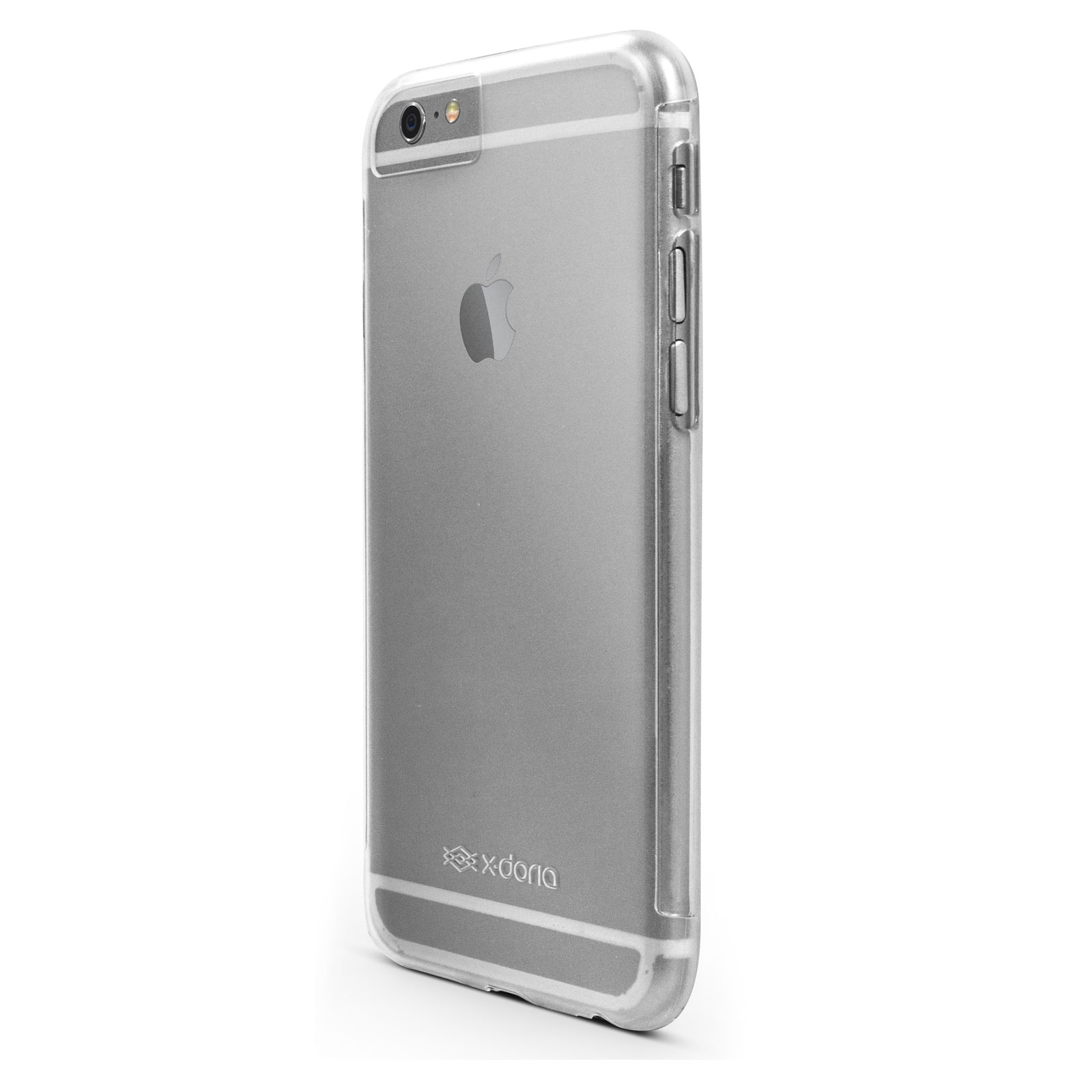 coque iphone 6 gris sidéral transparente