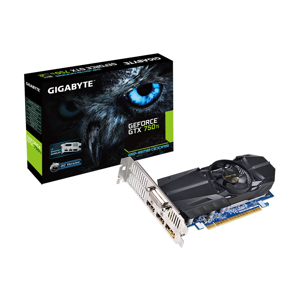 gigabyte gv n75toc 2gl geforce gtx 750 ti 2 go carte graphique gigabyte sur. Black Bedroom Furniture Sets. Home Design Ideas