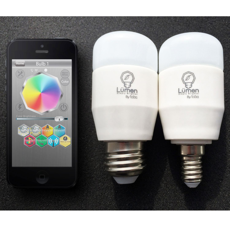Accessoires divers smartphone Lümen By Tabü - lampe connectée Ampoule LED connectée Bluetooth