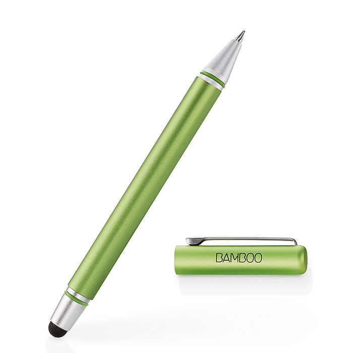 wacom bamboo stylus duo3 vert stylet tablette tactile. Black Bedroom Furniture Sets. Home Design Ideas