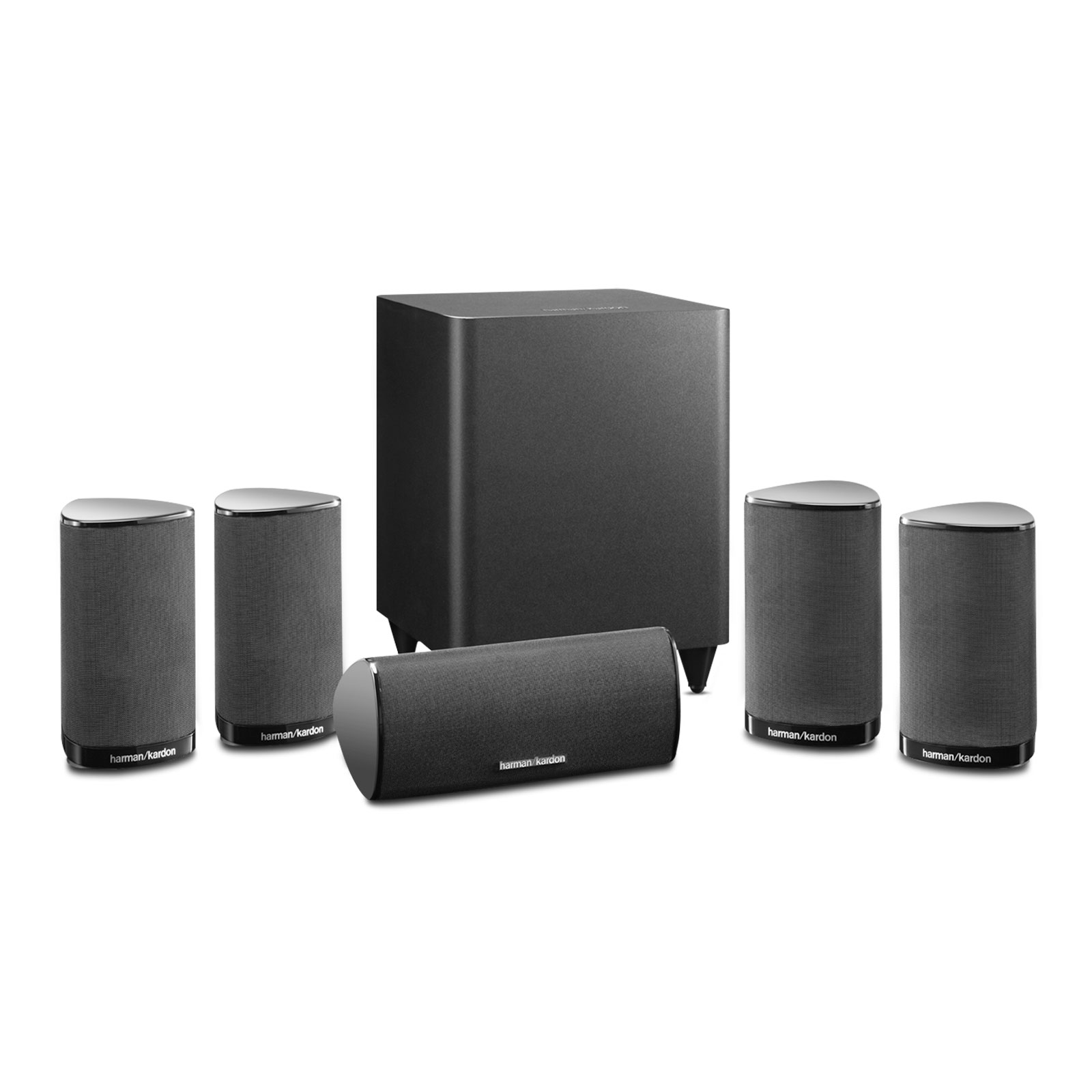 harman kardon hkts 5 noir enceintes hifi harman kardon. Black Bedroom Furniture Sets. Home Design Ideas