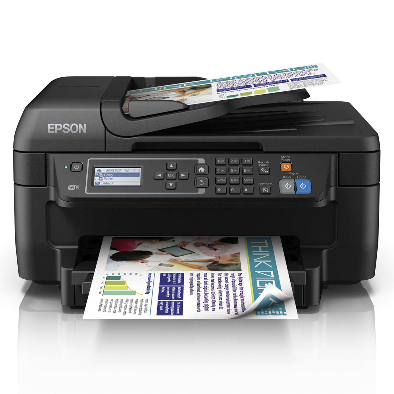 epson workforce wf 2650dwf imprimante multifonction