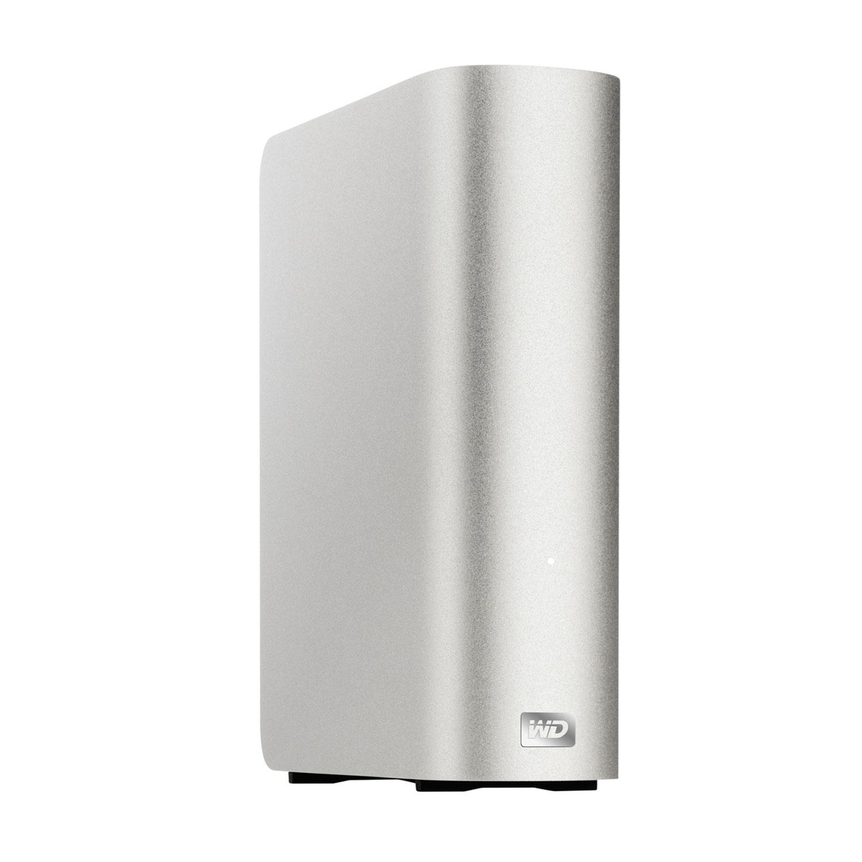 """Disque dur externe WD My Book Studio - 4 To (USB 3.0/USB 2.0) Disque dur externe 3.5"""" optimisé pour MAC/Windows sur port USB 3.0/USB 2.0"""