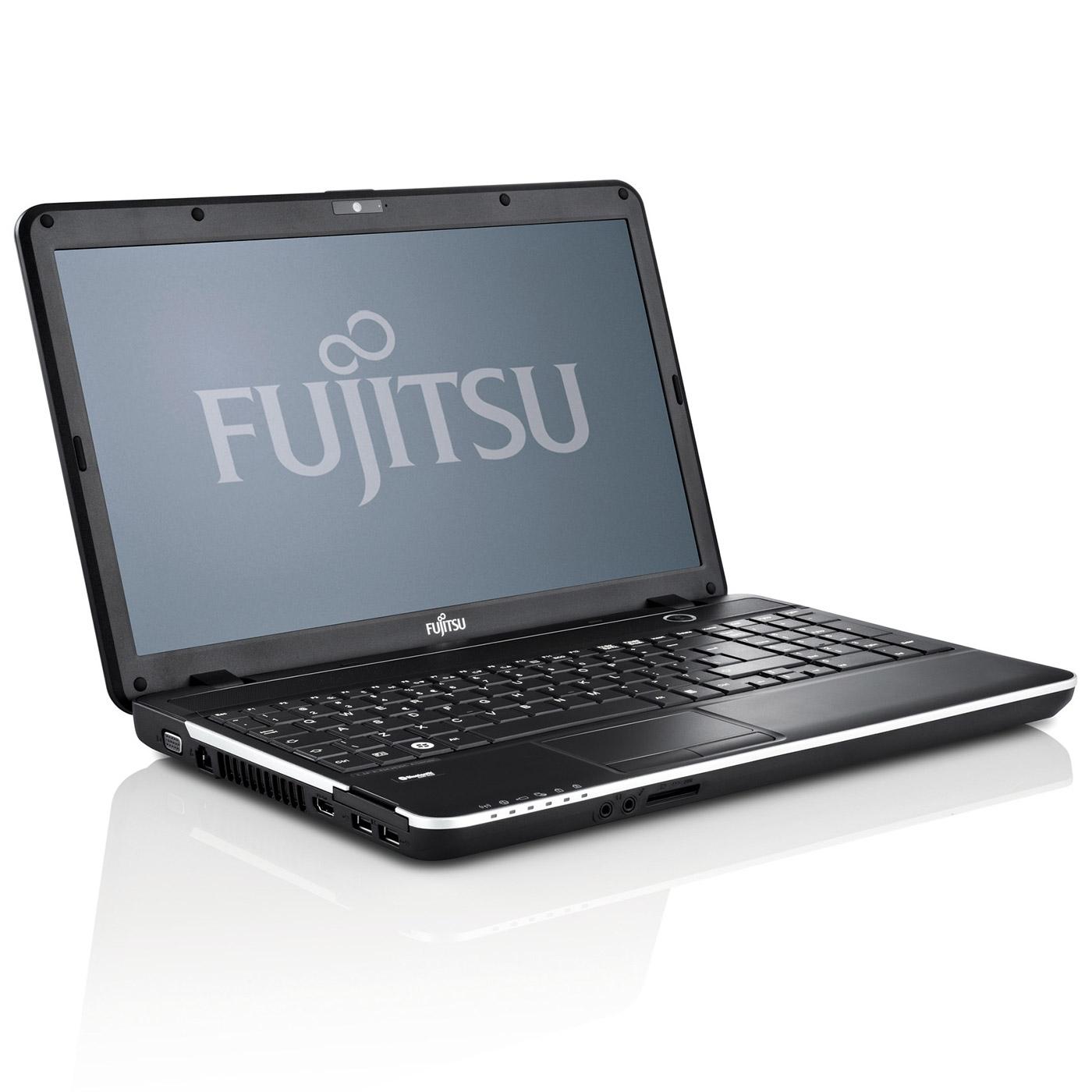 fujitsu lifebook a512 vfy a5120m13a1fr pc portable. Black Bedroom Furniture Sets. Home Design Ideas