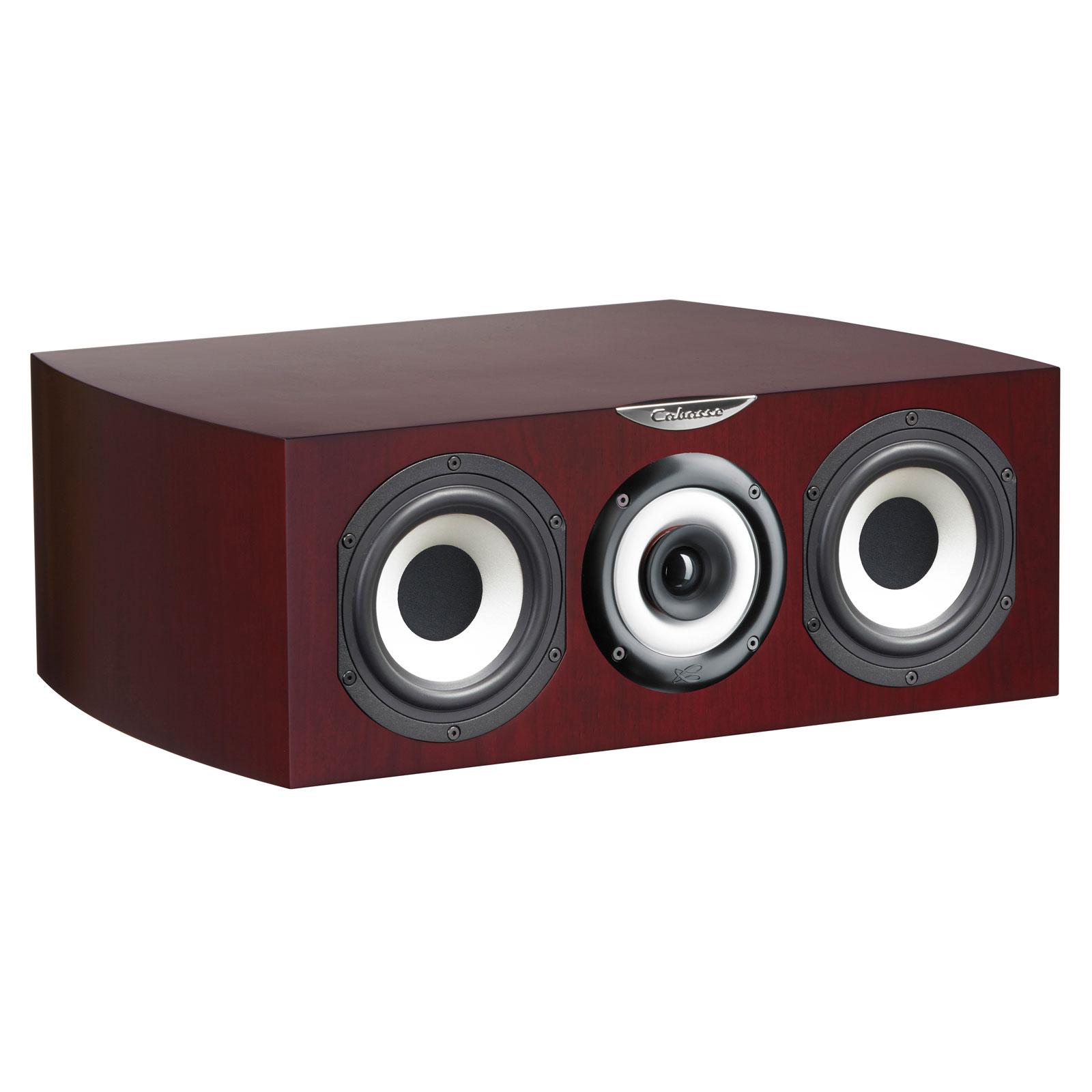 cabasse cabrera mc40 cerisier rouge enceintes hifi cabasse sur. Black Bedroom Furniture Sets. Home Design Ideas