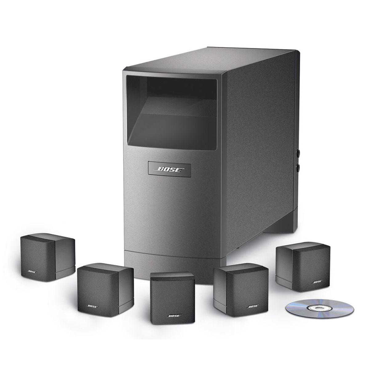 Sony Str Dn1050 Bose Acoustimass 6 Noir Ensemble Home Cin Ma  # Meuble Tv Home Cinema Integre Bose