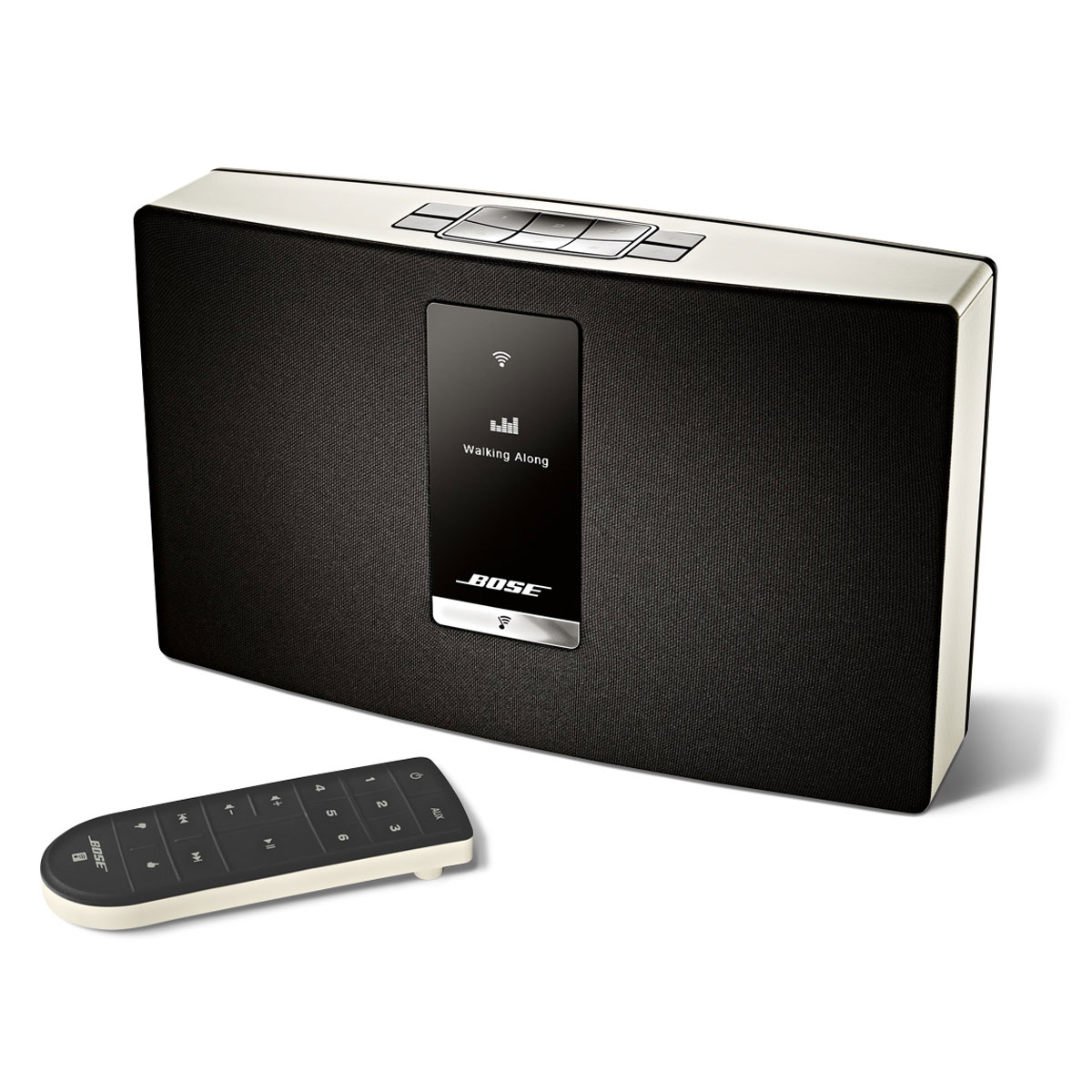 bose soundtouch portable s rie ii blanc dock enceinte bluetooth bose sur. Black Bedroom Furniture Sets. Home Design Ideas