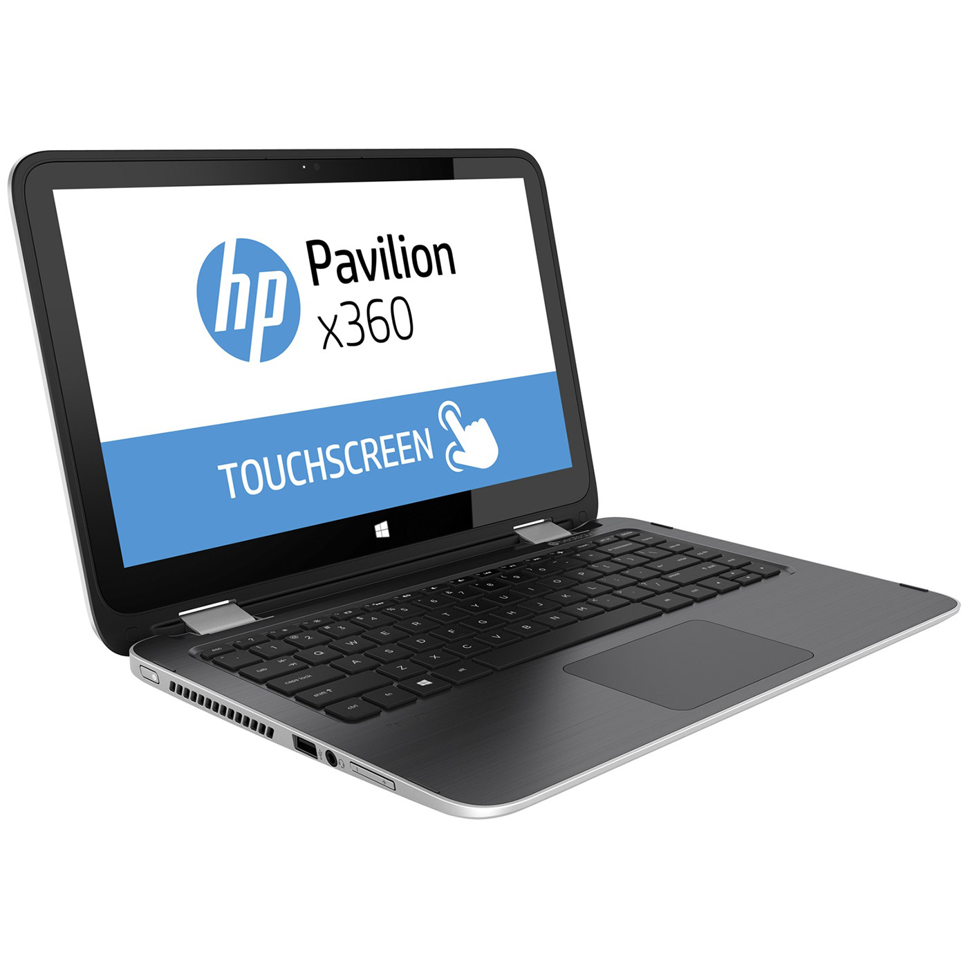hp pavilion x360 13 a203nf pc portable hp sur. Black Bedroom Furniture Sets. Home Design Ideas