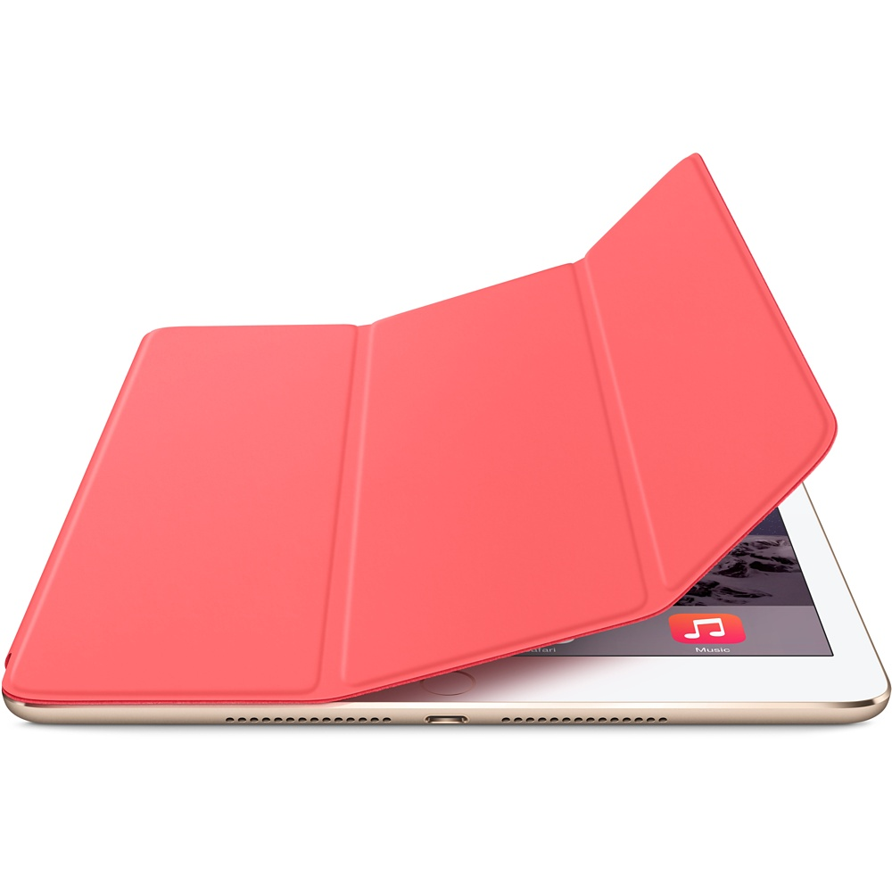 apple ipad air smart cover rose etui tablette apple sur. Black Bedroom Furniture Sets. Home Design Ideas