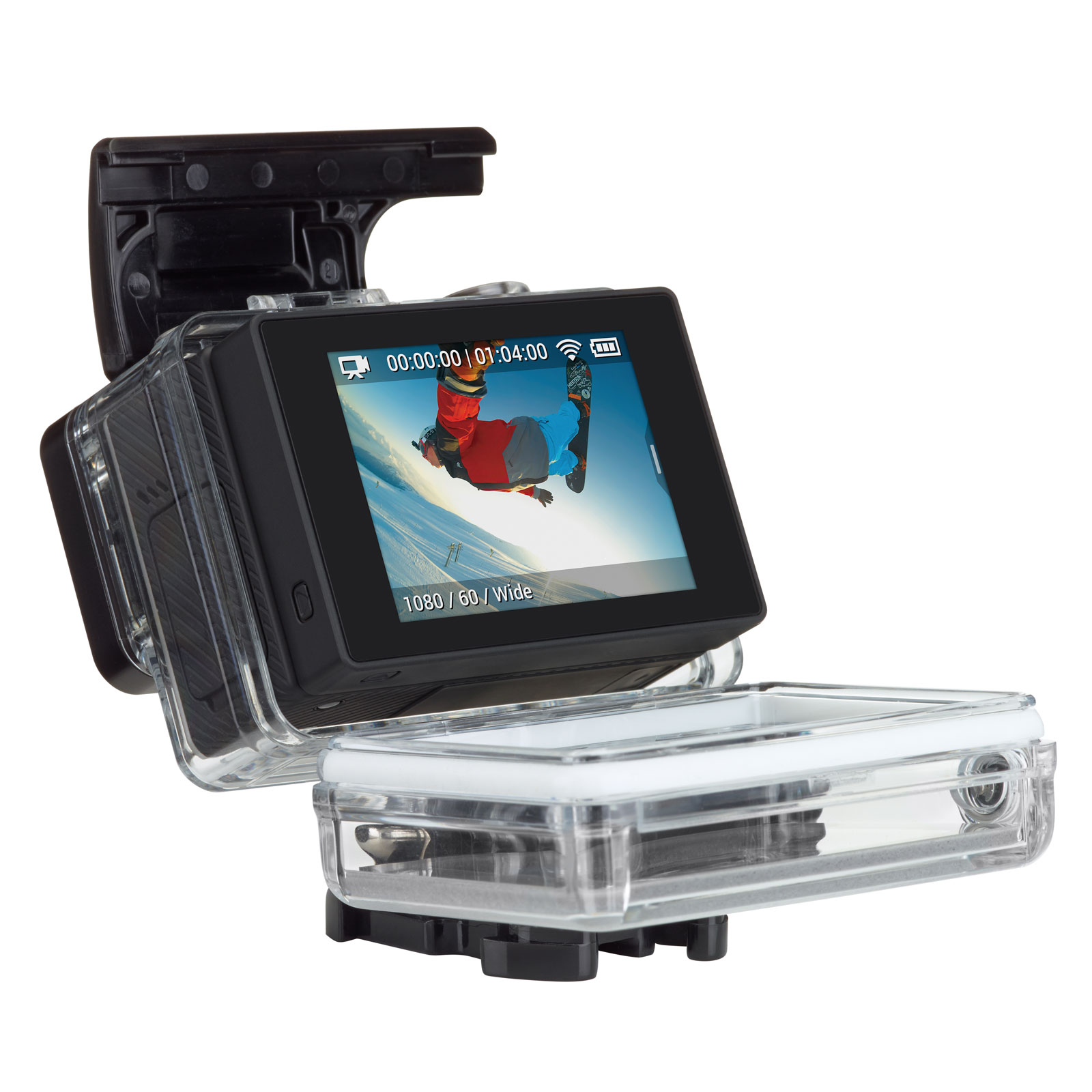gopro lcd touch bacpac accessoires cam ra sportive gopro sur. Black Bedroom Furniture Sets. Home Design Ideas