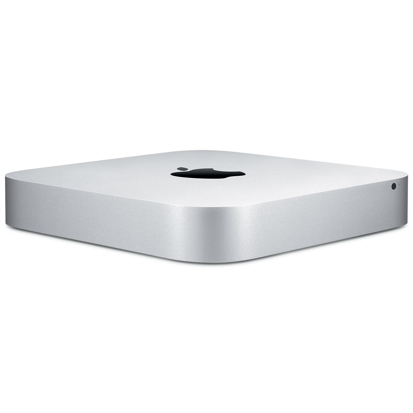 Ordinateur Mac Apple Mac Mini (MGEQ2F/A) Intel Core i5 (2.8 GHz) 8 Go 1 To Wi-Fi AC/Bluetooth Mac OS X Yosemite