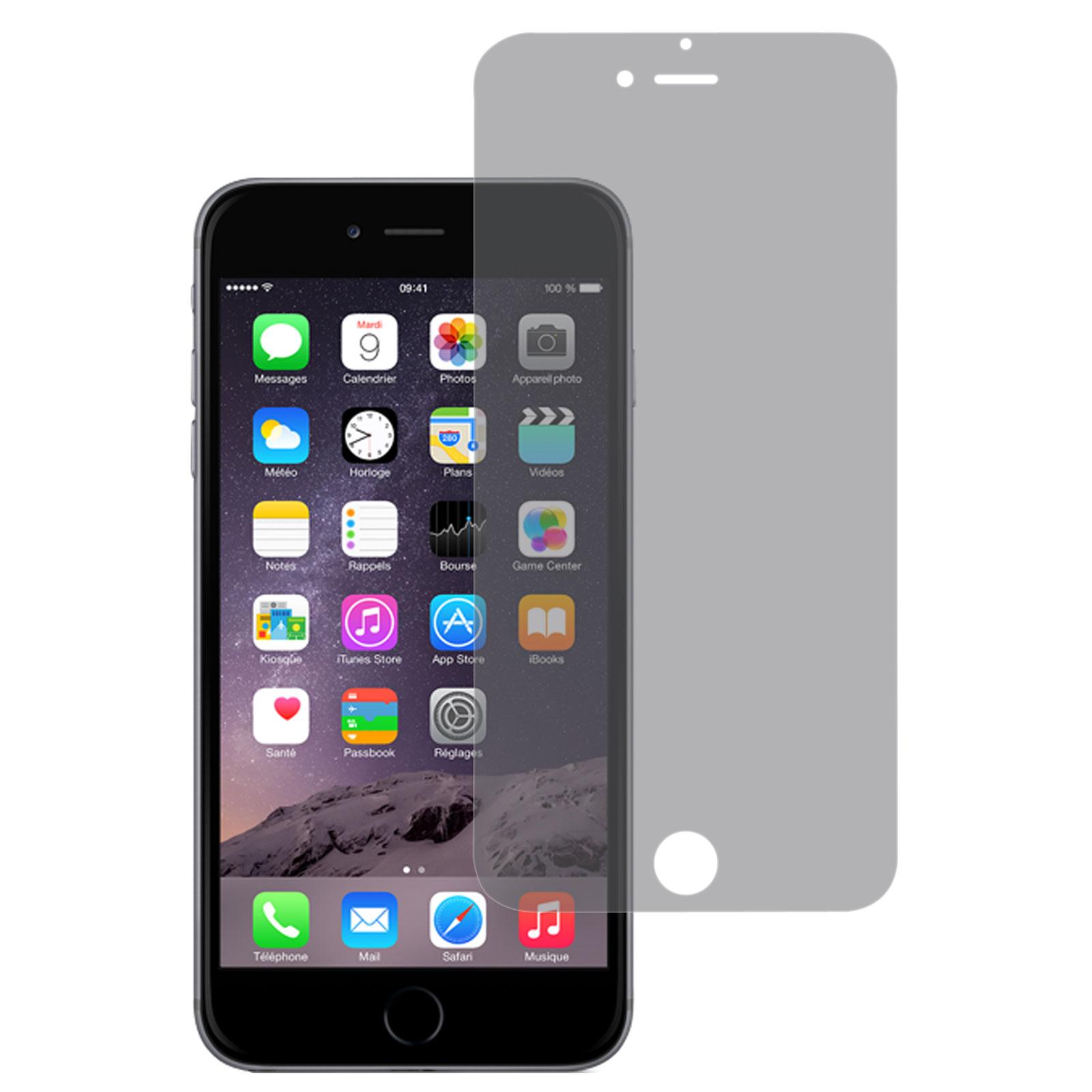 Film protecteur téléphone Swiss Charger SCP50211 Films protège écran Apple iPhone 6  Films de protection anti-rayures pour iPhone 6