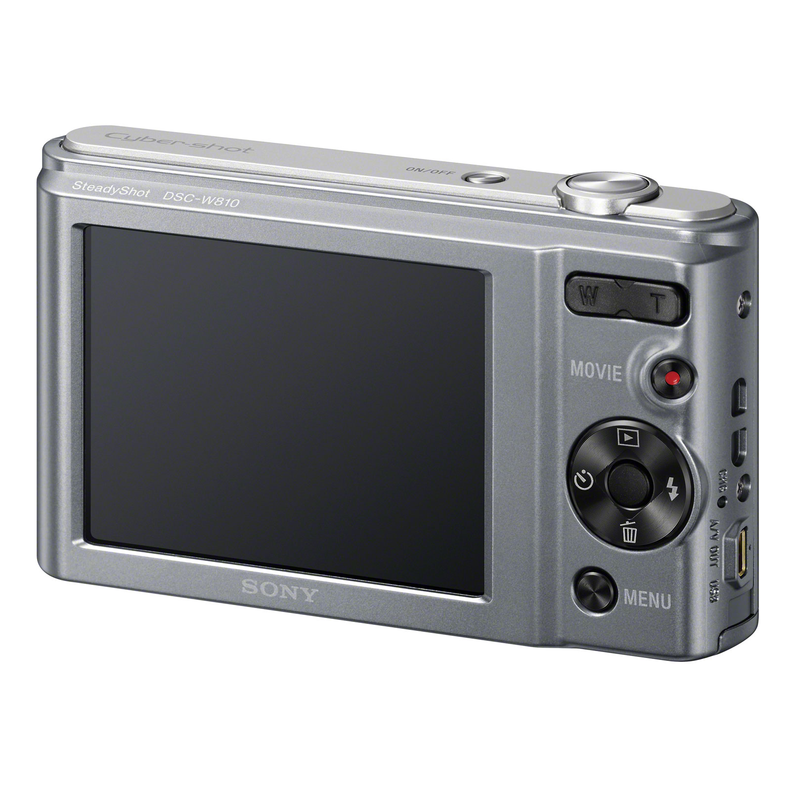 Sony dsc w810 argent appareil photo num rique sony sur for Miroir projector 720p