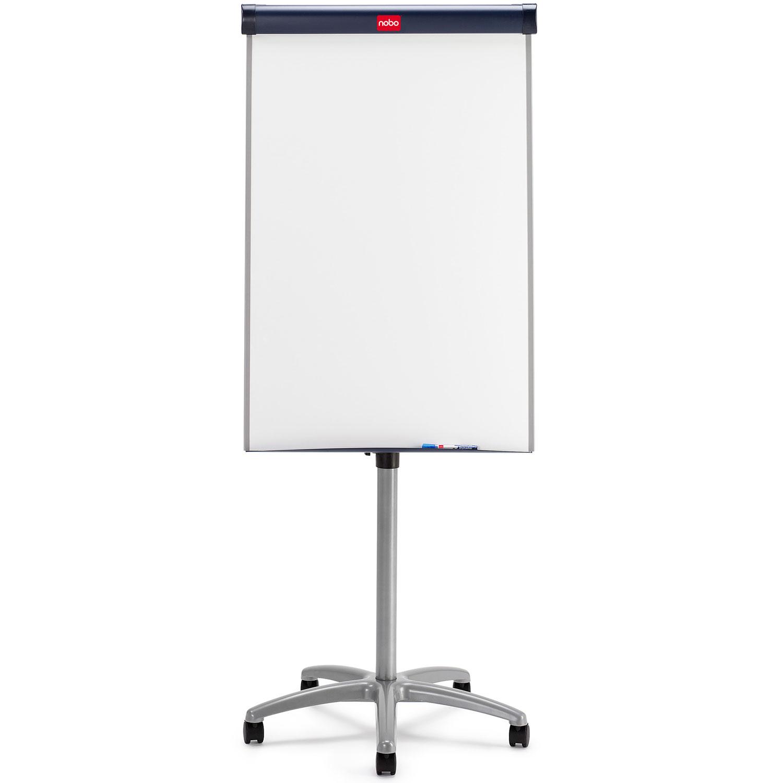 nobo chevalet de conf rence mobile barracuda tableau blanc et paperboard nobo sur. Black Bedroom Furniture Sets. Home Design Ideas