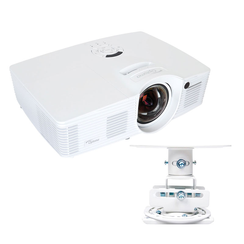 Optoma gt1080 ocm818w ru vid oprojecteur optoma sur - Support plafond videoprojecteur epson ...