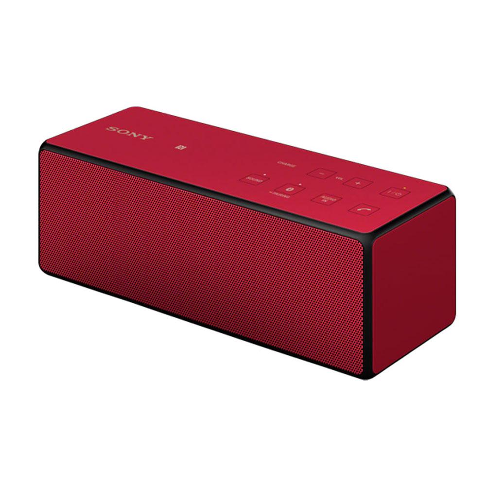 sony srs x3 rouge dock enceinte bluetooth sony sur. Black Bedroom Furniture Sets. Home Design Ideas