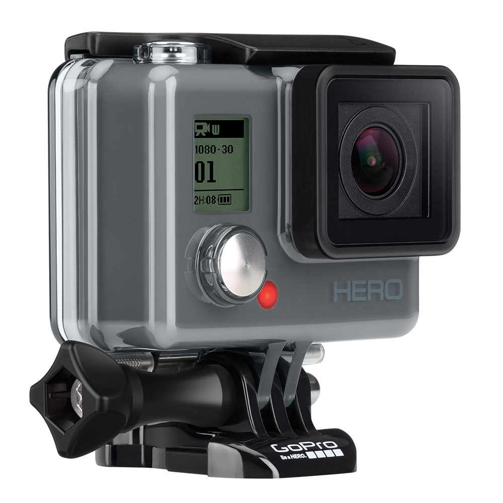 gopro hero cam ra sportive gopro sur. Black Bedroom Furniture Sets. Home Design Ideas
