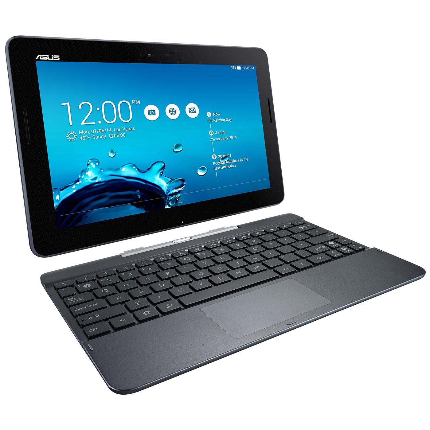 asus transformer pad tf303k 1d013a bleu dock mobile tablette tactile asus sur. Black Bedroom Furniture Sets. Home Design Ideas