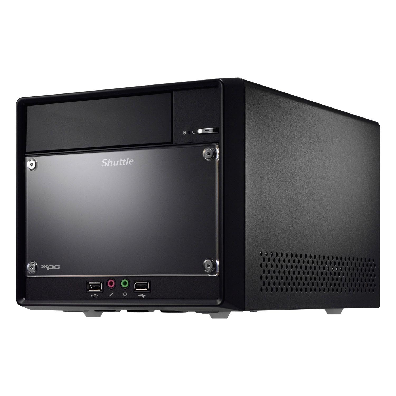 Barebone PC Shuttle SH81R4 (Intel H81 Express) Mini-Barebone (sans processeur/écran/mémoire/disque dur)