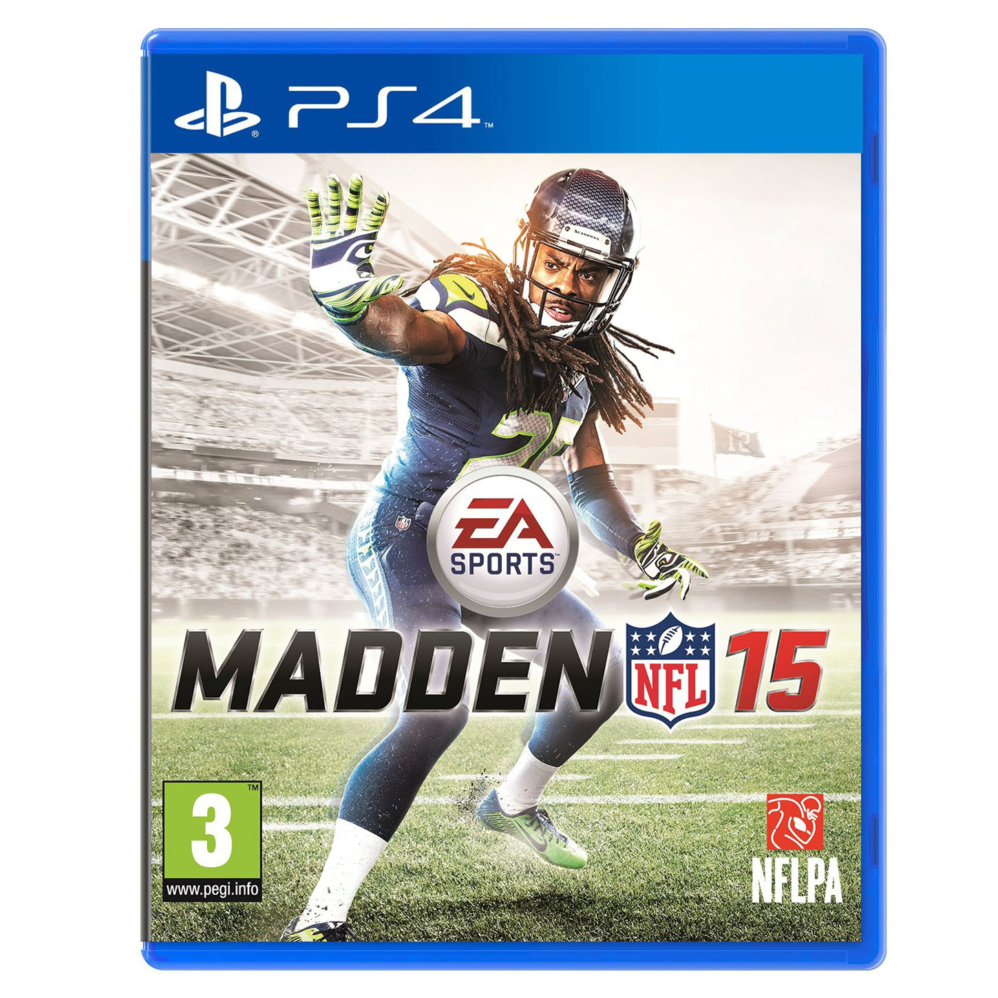 madden nfl 15 ps4 jeux ps4 electronic arts sur. Black Bedroom Furniture Sets. Home Design Ideas