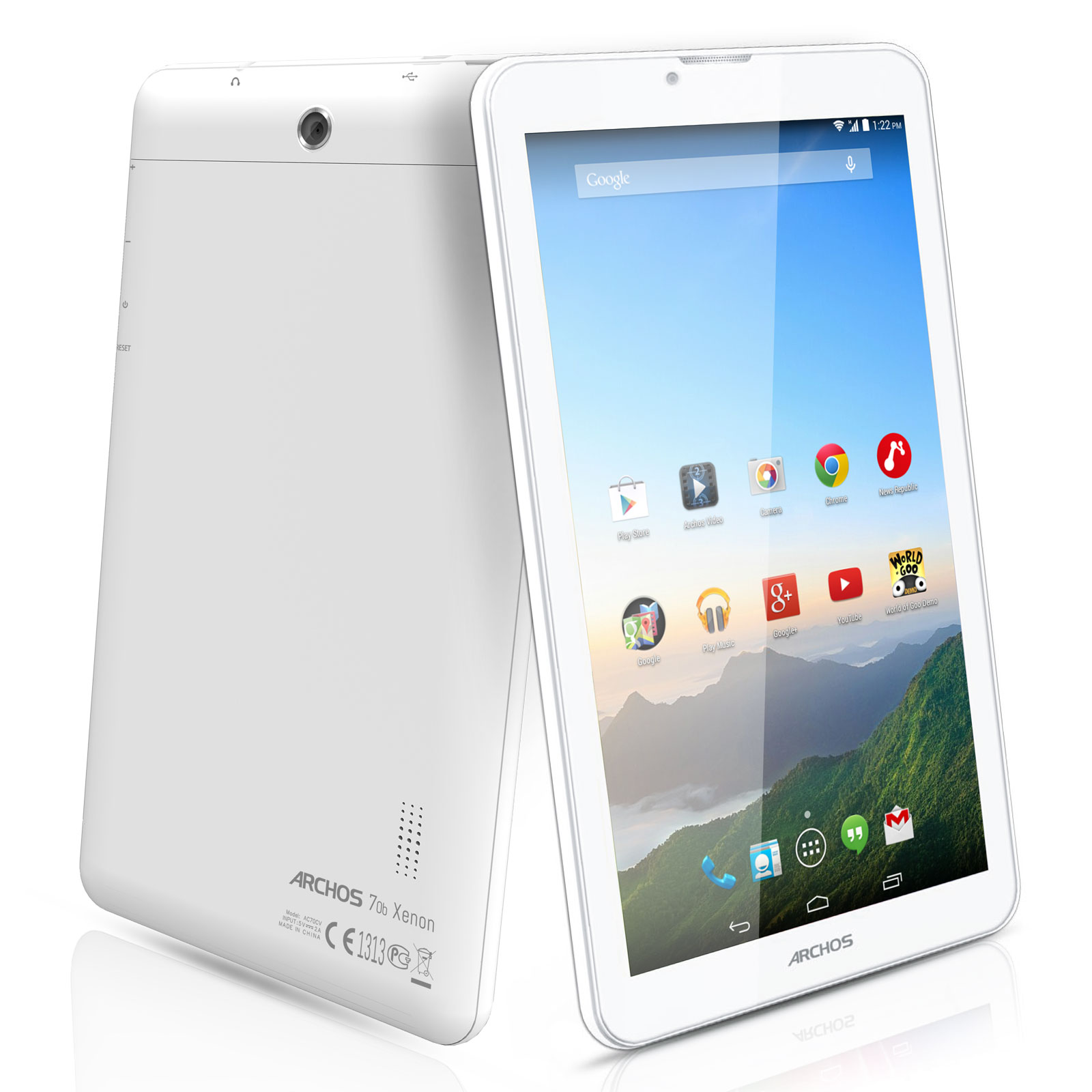 Archos 70b Xenon Tablette Tactile Archos Sur Ldlc Com
