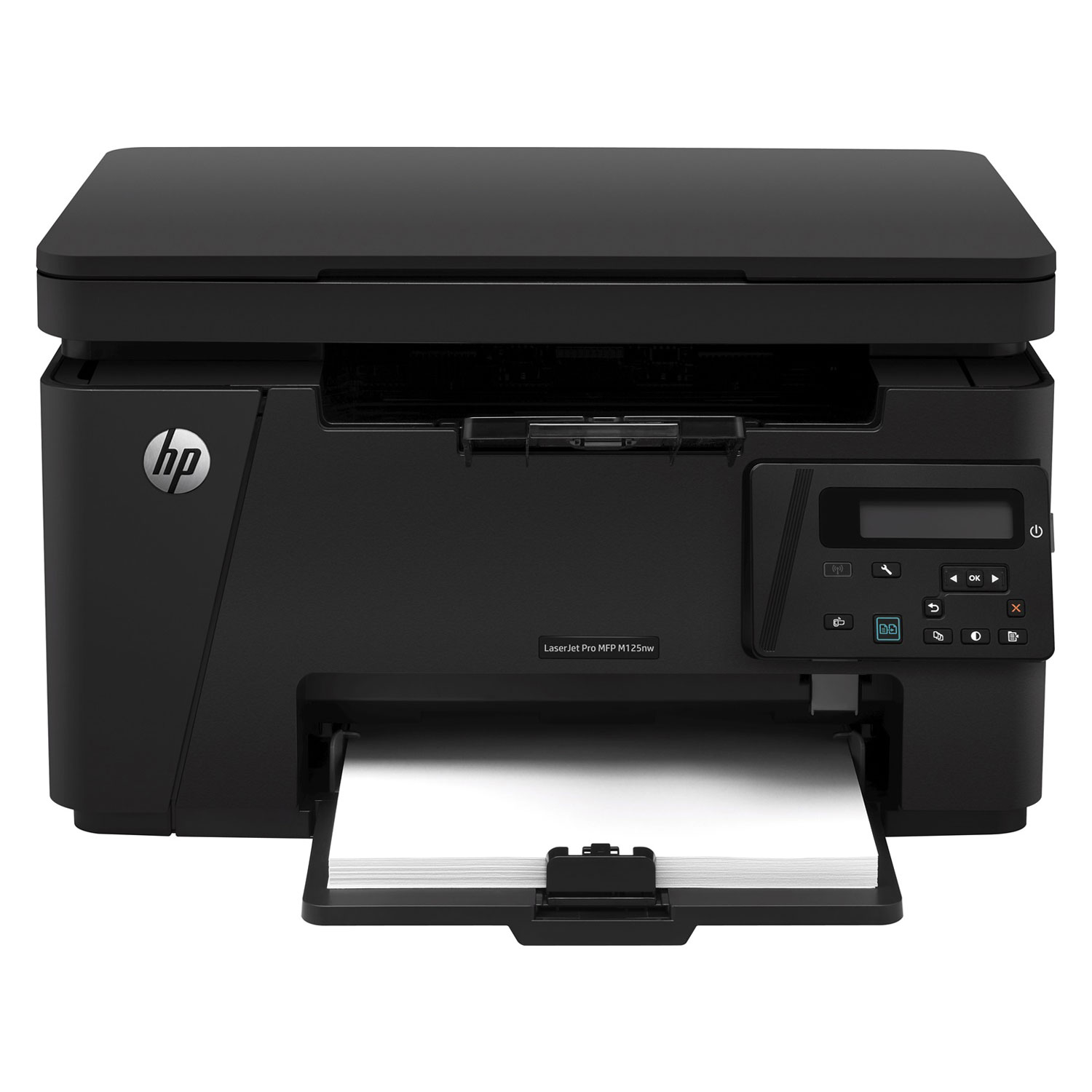 hp laserjet pro mfp m125nw imprimante multifonction hp. Black Bedroom Furniture Sets. Home Design Ideas
