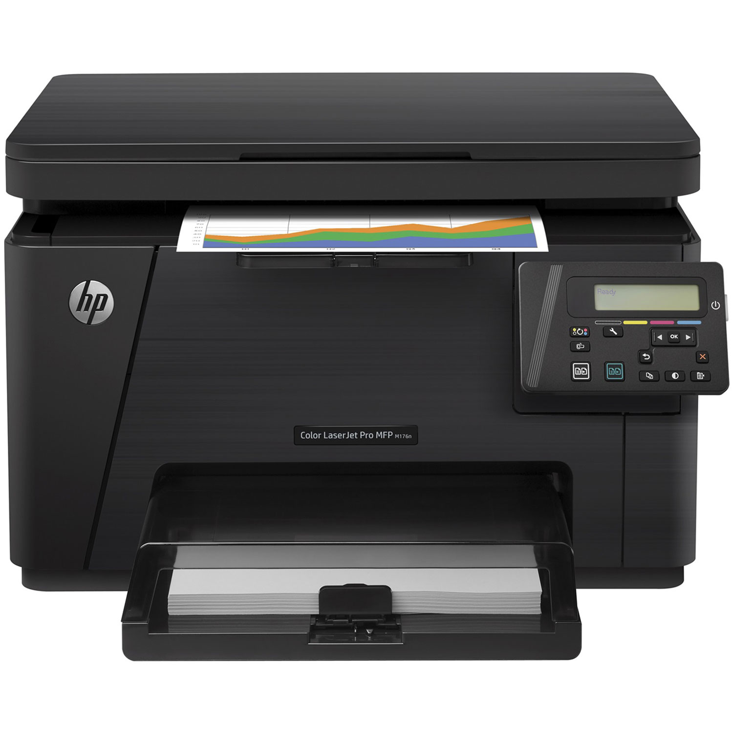 hp color laserjet pro mfp m176n imprimante multifonction. Black Bedroom Furniture Sets. Home Design Ideas