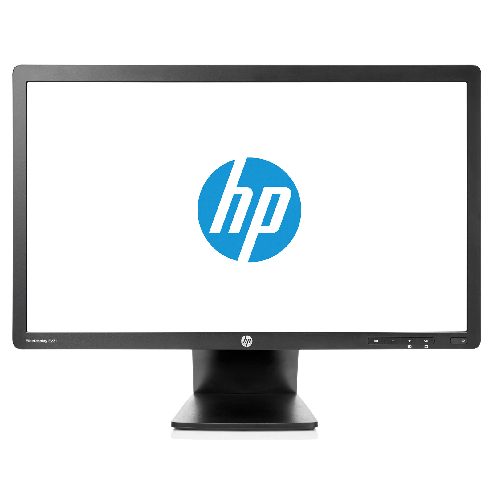 Hp 23 led elitedisplay e231 c9v75at ecran pc hp sur for Ecran pc large