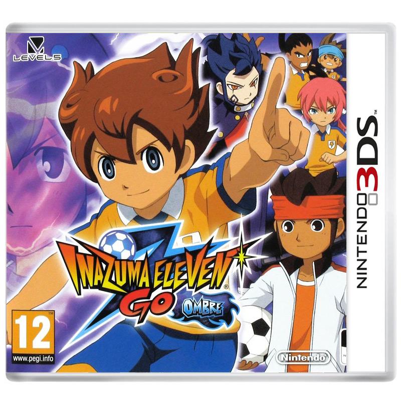 Jeux Nintendo 3DS Inazuma Eleven Go : Ombre (Nintendo 3DS/2DS)  Inazuma Eleven Go : Ombre (Nintendo 3DS/2DS)