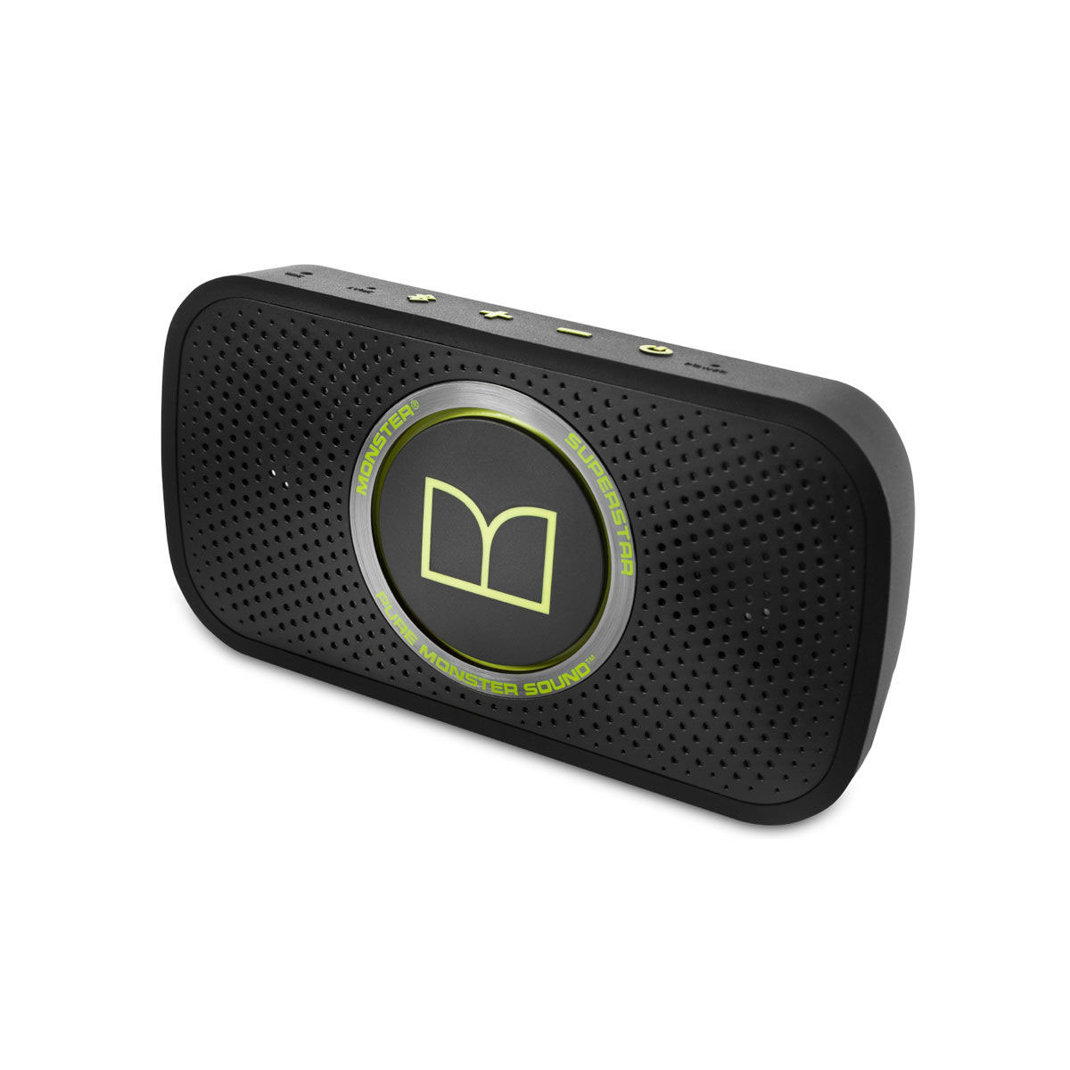 Dock & Enceinte Bluetooth Monster SuperStar Vert Enceinte sans fil bluetooth
