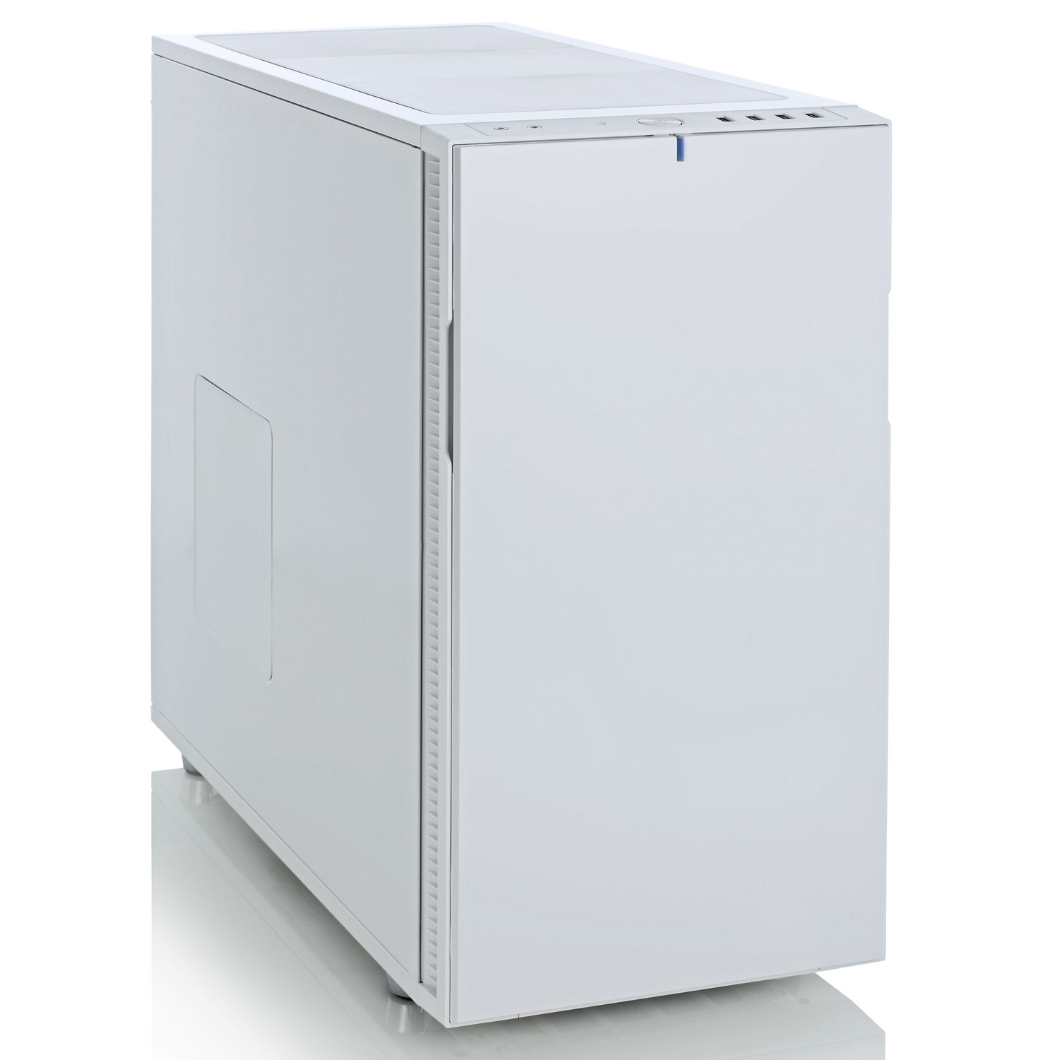 fractal design define r5 white bo tier pc fractal design sur. Black Bedroom Furniture Sets. Home Design Ideas