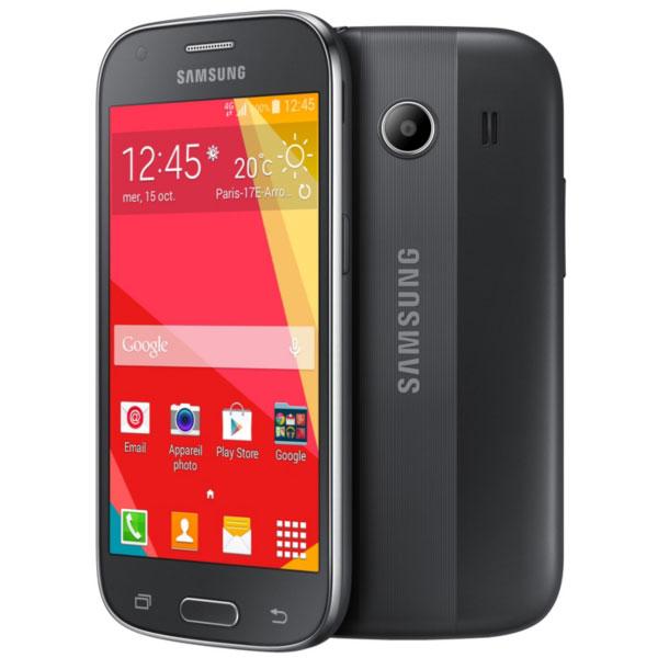 Mobile Smartphone Samsung Galaxy Ace 4 SM G357FZ Noir 4G LTE Avec