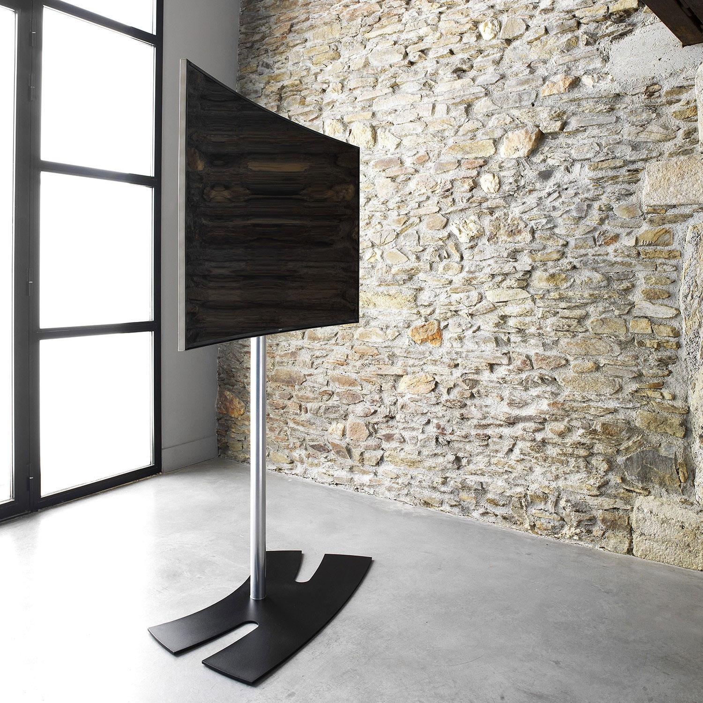 Erard Lux Up 1600xl Noir Support Mural Tv Erard Group Sur Ldlc Com # Meuble Tv Support Ecran Plat