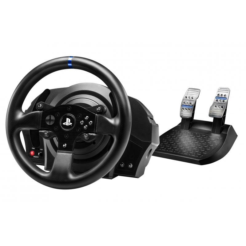 thrustmaster t300 rs t300rs volant pc thrustmaster sur. Black Bedroom Furniture Sets. Home Design Ideas