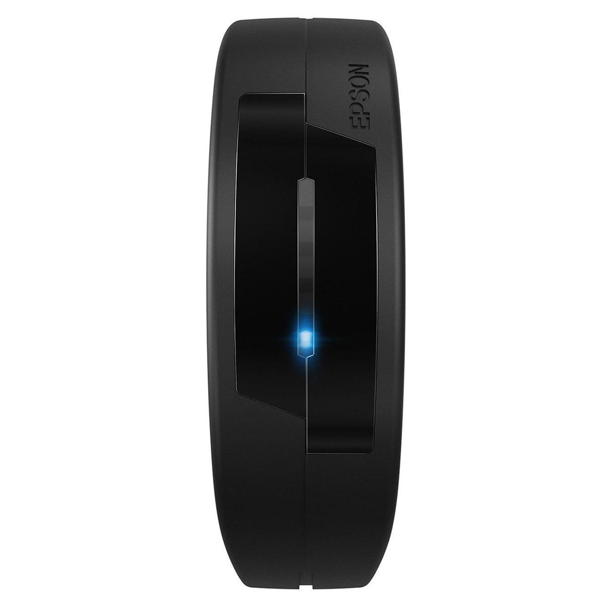 Epson pulsense ps 100 noir s m bracelet connect epson - Objet connecte sans fil ...