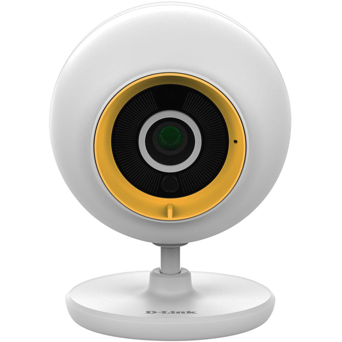 Caméra IP D-Link EyeOn Baby Junior Caméra de surveillance sans fil à vision nocturne pour surveiller votre enfant