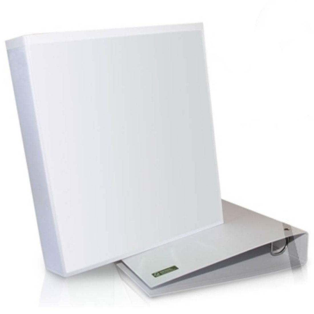 classeur a4 blanc personnalisable 4 anneaux 20 mm et dos 35 mm classeur g n rique sur. Black Bedroom Furniture Sets. Home Design Ideas