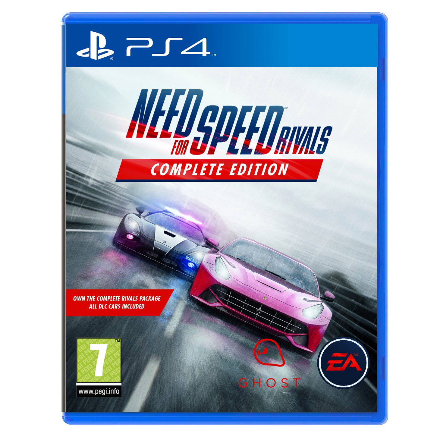 need for speed rivals complete edition ps4 jeux ps4 electronic arts sur. Black Bedroom Furniture Sets. Home Design Ideas