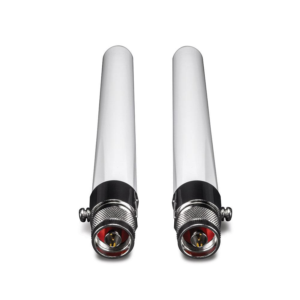 Accessoires WiFi TRENDnet TEW-AO46S  Kit d'antennes Omni dual band extérieures avec protecteur de surcharge 4/6 dBi