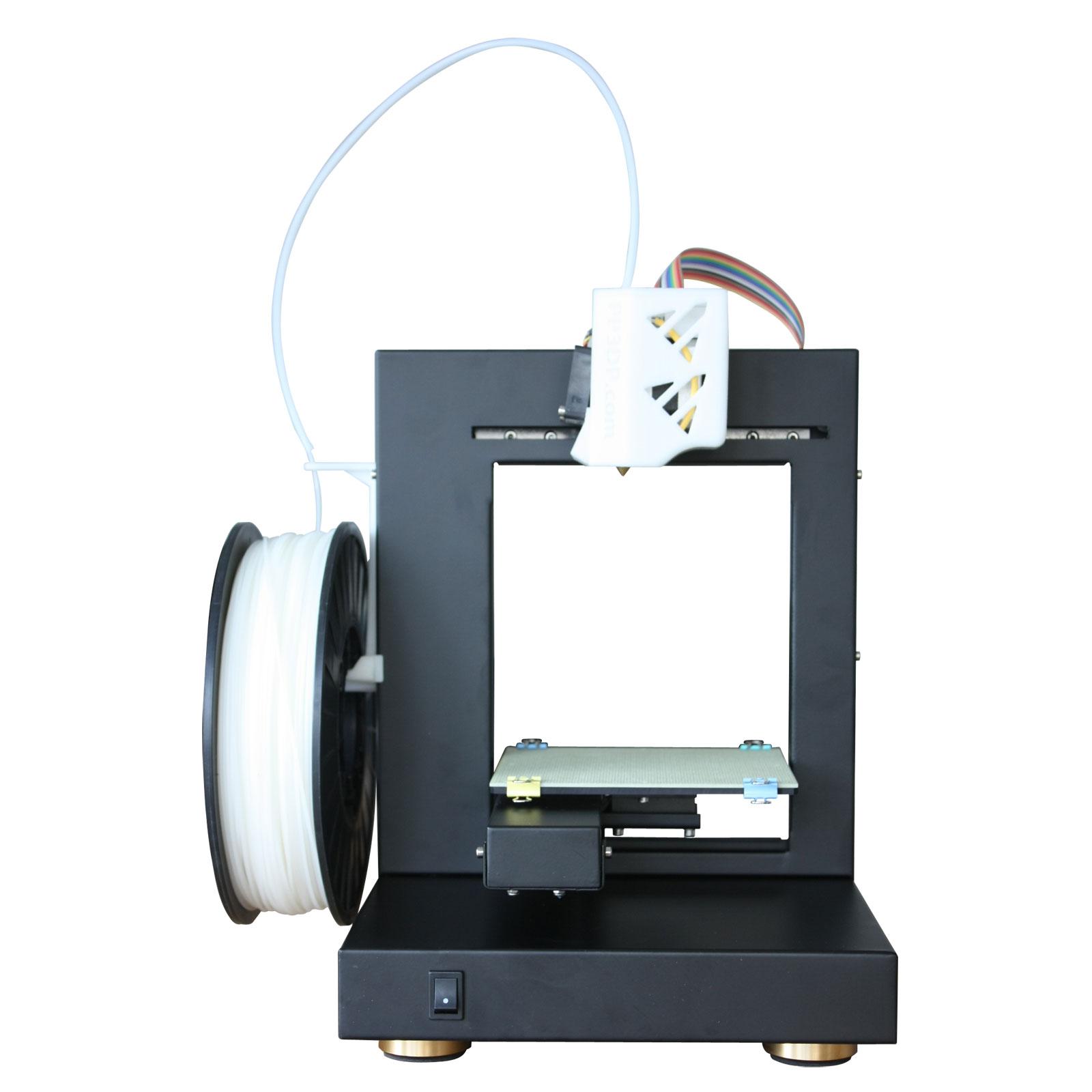 pp3dp up plus 2 noir imprimante 3d pp3dp sur. Black Bedroom Furniture Sets. Home Design Ideas