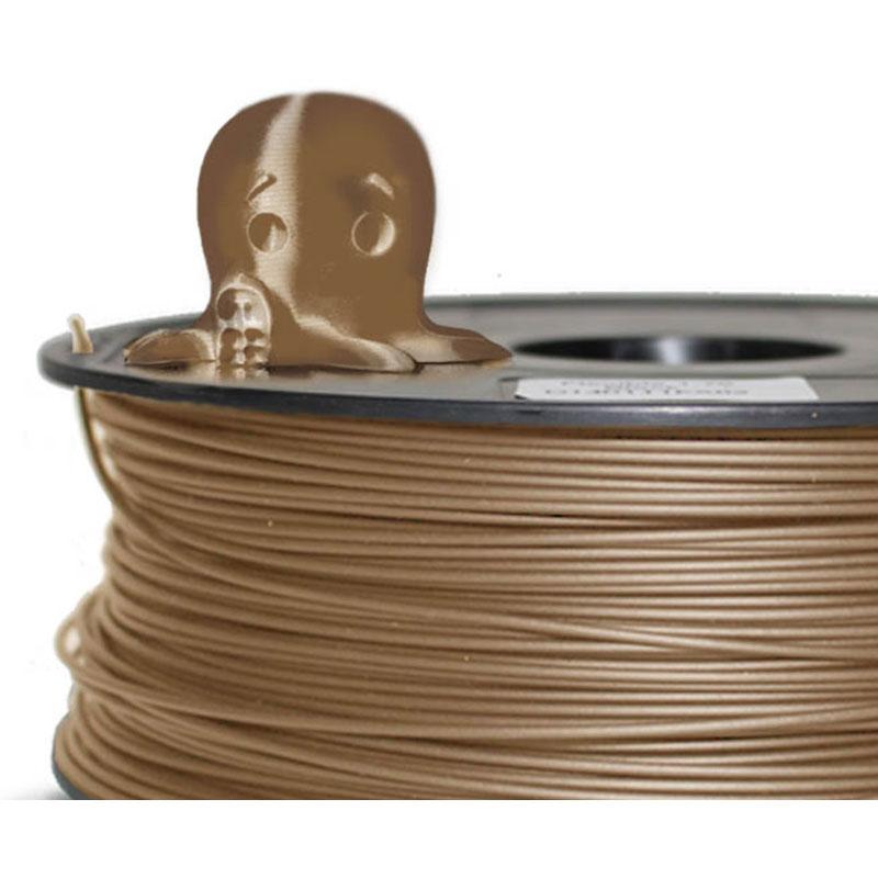 Filament abs 1kg pour imprimante 3d marron cartouche imprimante g n rique sur - Filament imprimante 3d ...