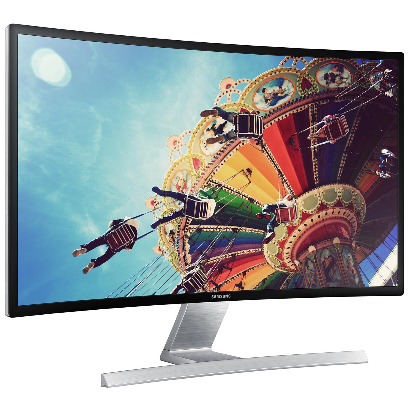Samsung 27 led s27d590cs ecran pc samsung sur for Moniteur pc dalle ips