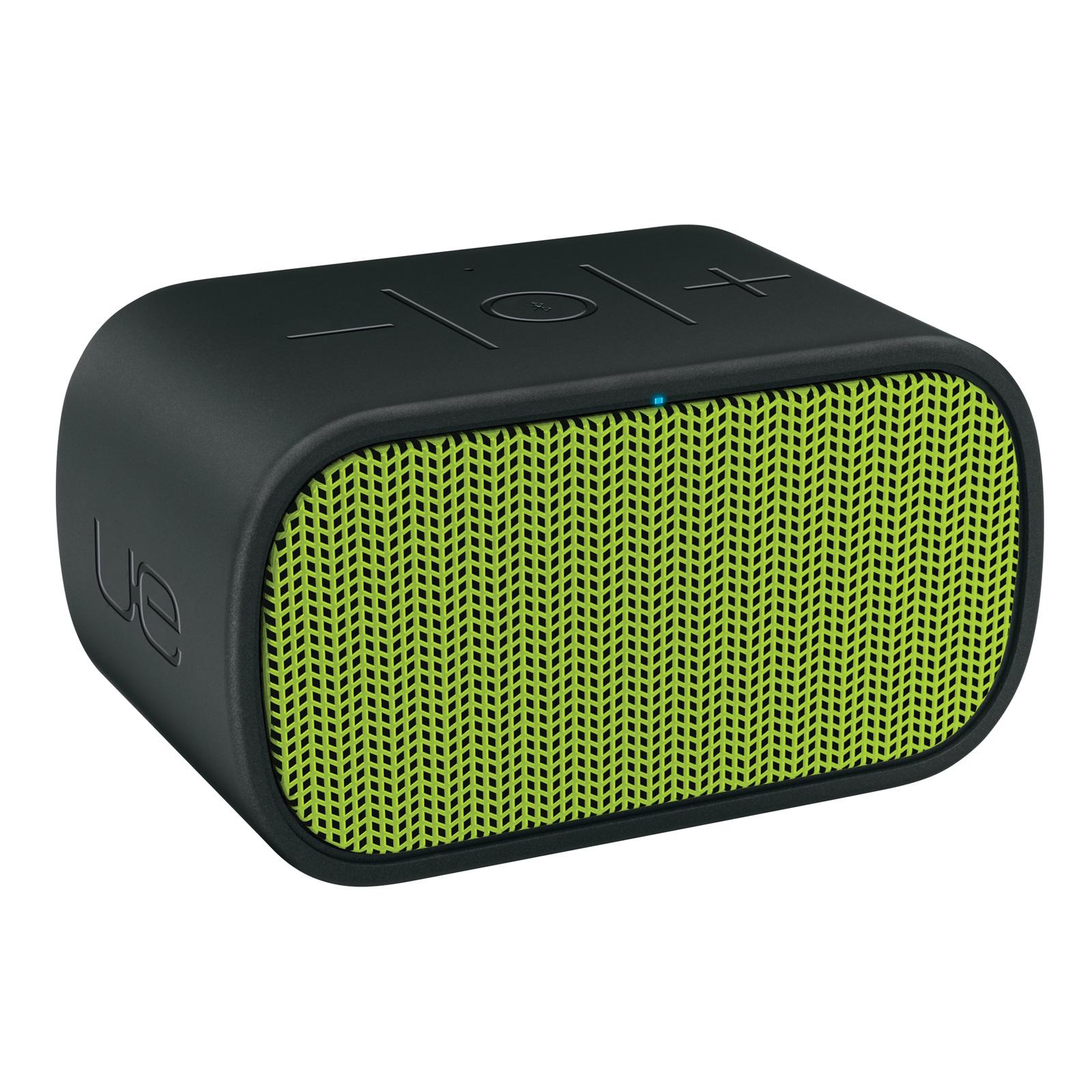 ultimate ears mini boom noir vert dock enceinte bluetooth ultimate ears sur. Black Bedroom Furniture Sets. Home Design Ideas
